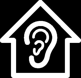 Gute Schalldämmung