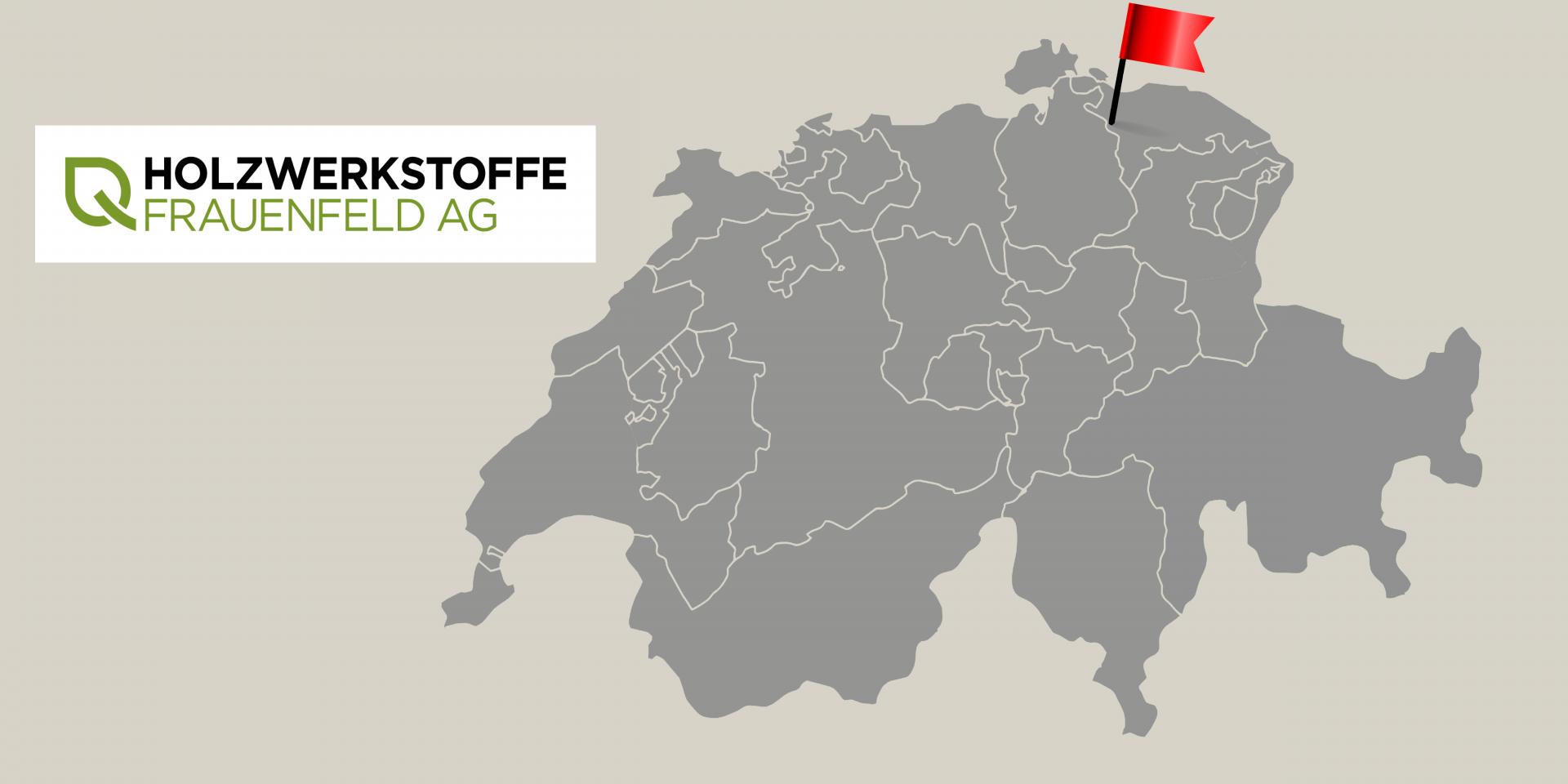 HWS Frauenfeld Logo Karte