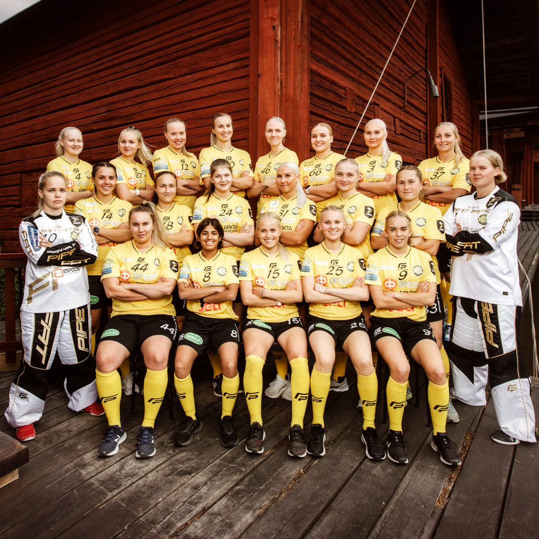 Teamfoto Unihockey