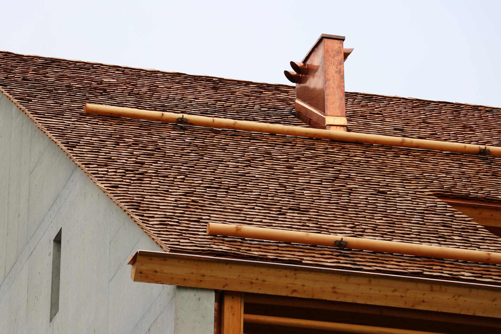 Dach Gemeinschaftshaus St. Ursula