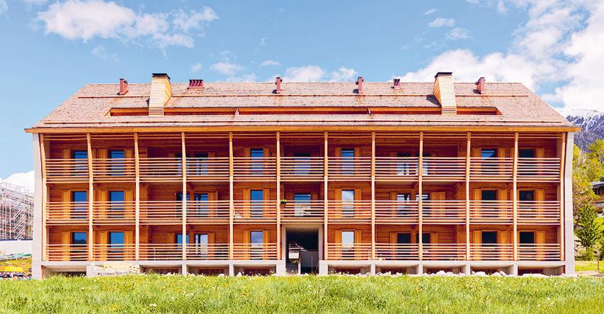 Gesamtansicht Gemeinschaftshaus St. Ursula